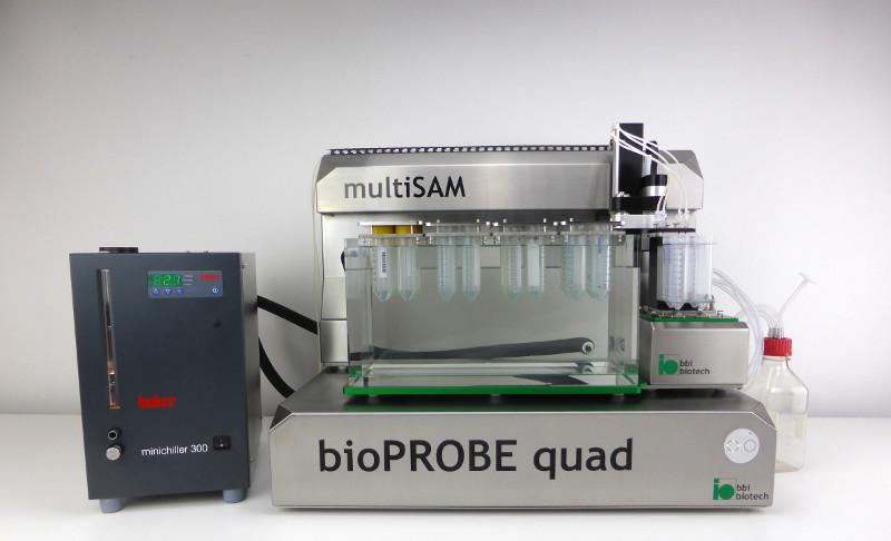 bioPROBE quad