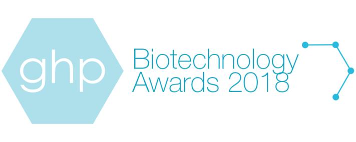 Logo Biotechnologie Awards 2018