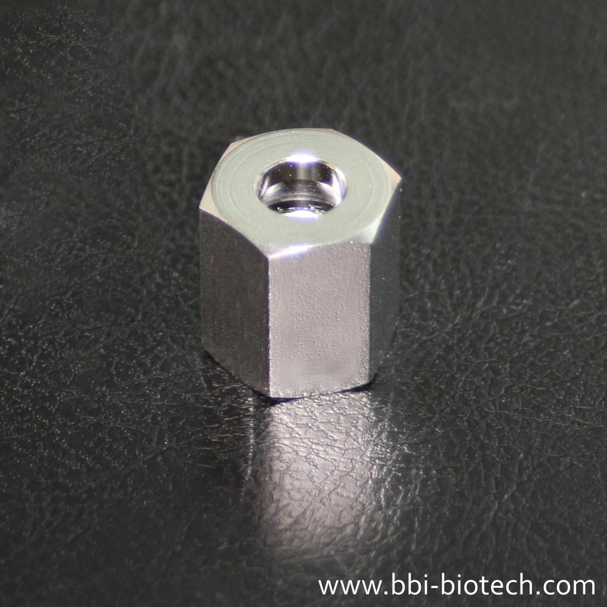 berwurfmutter m10x1 hoch bioreaktor ersatzteil bbi biotech. Black Bedroom Furniture Sets. Home Design Ideas