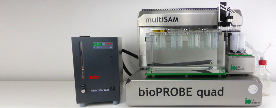 Bioreactor Sampling & Sample H...