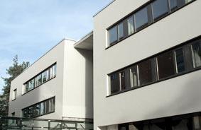 Stammsitz bbi-biotech GmbH im Haus 12 des Innovationsparks Wuhlheide in Berlin