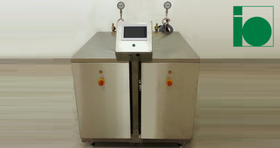 Steam generator TWIN by bbi-biotech