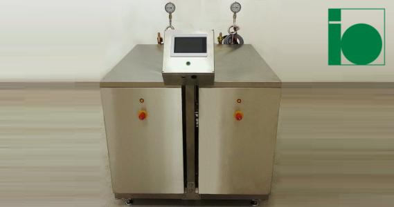 Steam generator TWIN by bbi-biotech