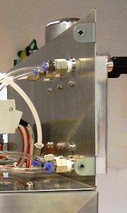 xCUBIO Bioreaktor und Fermenter Externe Gasmischstation