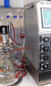 xCUBIO single zur Fermentation von anaeroben und aeroben Bakterien