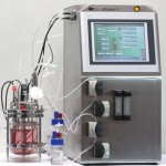 xCUBIO single Bioreactor or Fermenter with maximized equipment opportunities